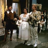 Ať přiletí čáp, královno! - Všechno naruby tu je - Petr Nárožný (1987)