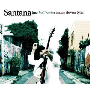 Santana feat. Steven Tyler (Aerosmith) - Just Feel Better