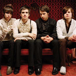 PANIC AT THE DISCO: Nine In The Afternoon